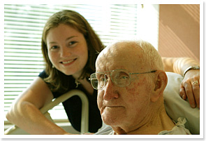 Youth and long-term care patient